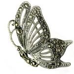 Bijuterii - brosa model fluture
