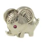Bijuterii - inel din argint model elefant