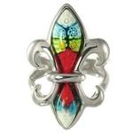 bijuterii murano - inele din argint