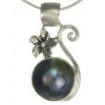 pandantive argint cu perle