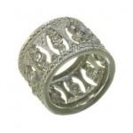 inele din argint cu pietre CZ