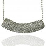 pandantiv argint cu cristale