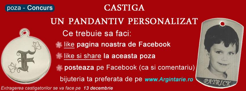 concurs Facebook