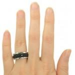 bijuterii cu piele de pisica de mare