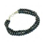 bratara perle negre