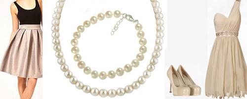 accesorii cu perle