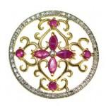 bijuterii cu rubine naturale