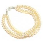 bratari din argint cu perle